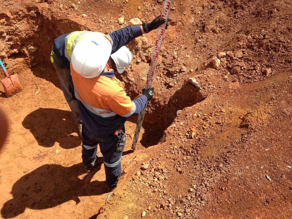 Newmont Boddington Gold mine for CCR Group Pty Ltd | Dash Civil